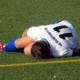 jalkapallo epäonnistuminen kaatuminen loukkaantuminen talous