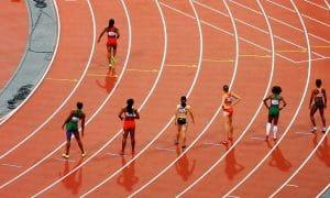 kilpailu juoksukisa rata piensijoittaja yksityissijoittaja