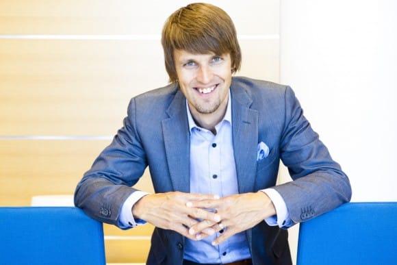 Nixun toimitusjohtaja Petri Kairinen. Lähde: Nixu Oyj.
