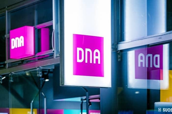 Lähde: DNA Oy