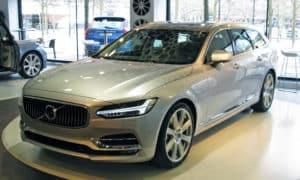 Volvo auto henkilöauto
