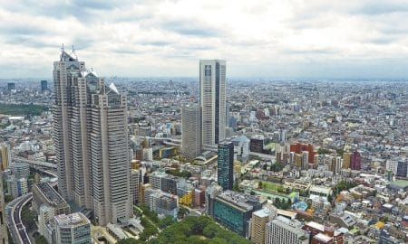 Japani Tokio osakkeet sijoittaminen markkinat