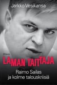 Laman taittaja talouskirja kansantalous Raimo Sailas, kirja-arvostelu sijoituskirjat
