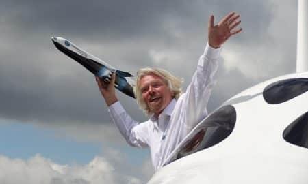 Richard Branson miljojääri