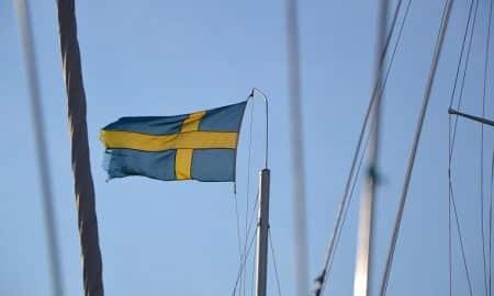 Ruotsi lippu Ruotsin talous