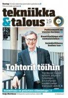 Tekniikka&Talous Image