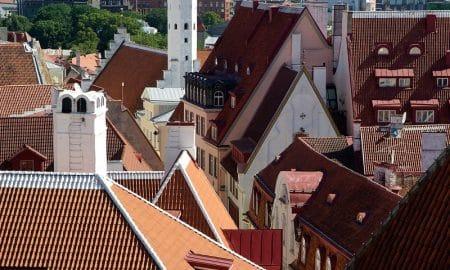 Viro Tallinna talous