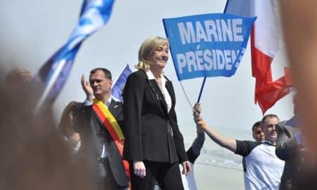 Marine Le Pen Ranska politiikka euroalue talous