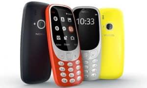 Nokia 3310 matkapuhelimet
