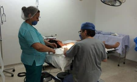 sairaala sairaanhoitaja