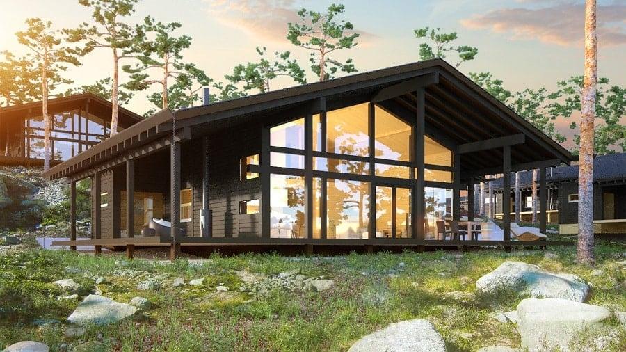 Eerikkilä resort joukkorahoitus groundfunding kiinteistosijoitus