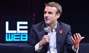 Emmanuel Macron Ranska presidentinvaalit talous