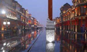 Kiina Peking kehittyvät taloudet