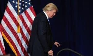 Donald Trump presidentti Yhdysvallat politiikka talous