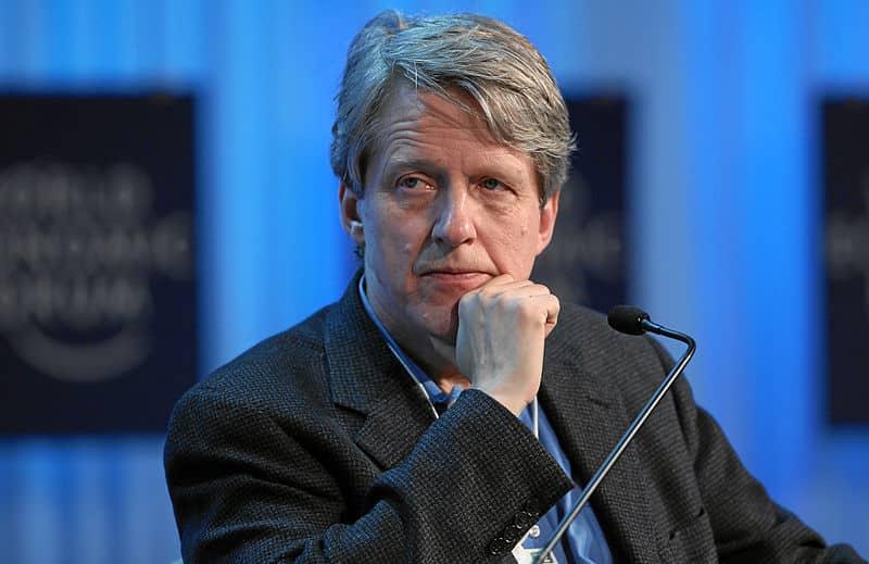 Robert Shiller ekonomisti nobelisti taloustieteilijä professori