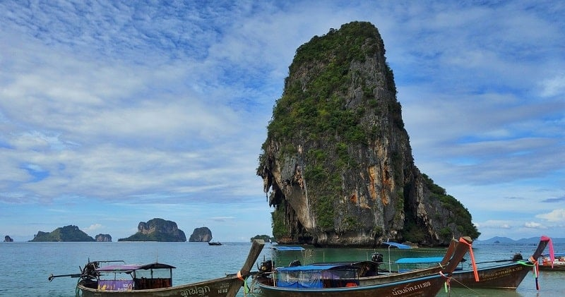 Thaimaa matkailu matkustaminen loma raha