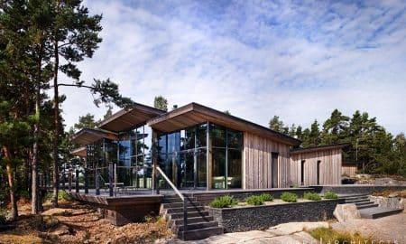 Villa Korsholmen huvila vapaa-ajan asunto