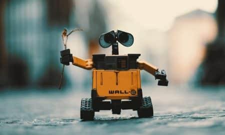 Wall-e robotti elokuva robotisaatio automaatio talous