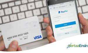 paypal vai luottokortti