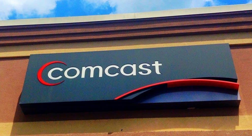 Comcast kaapeli-tv kasvuyhtiö