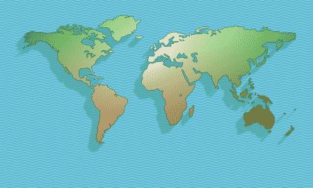 Sijoittaminen ulkomaisiin osakkeisiin tuo maantieteellistä hajautusta salkkuun