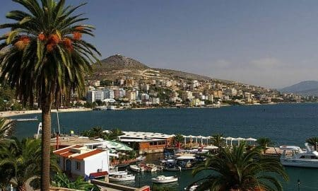 Albania Saranda lomakohde aurinkoloma loma
