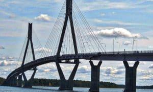 Vaasa silta kaupunki