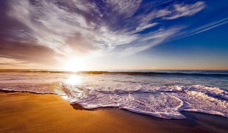 aurinko ranta meri osakemarkkinat näkymät sijoittaminen