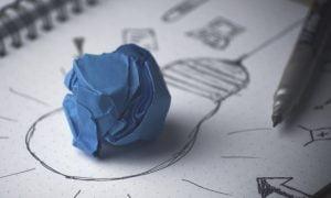 luovuus ajattelu idea ajatukset