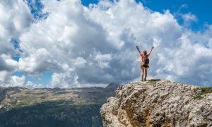 vuori vuorikiipeilijä voittaja voitto tulos tuotto