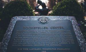 John D Rockefeller kuuluu historian rikkaimpiin ihmisiin.