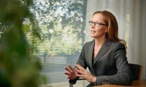 Veritas sijoitusjohtaja Niina Bergring sijoittaminen
