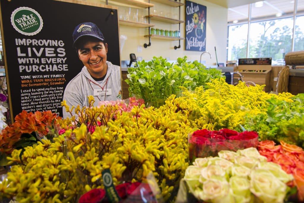 Wholefoods Marker tuottaa sertifioitua ruokaa