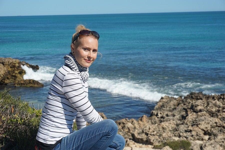 rantakalliolla oma talous meri säästäminen rahat