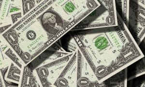 valuutta dollari valuuttakauppa setelit raha talous