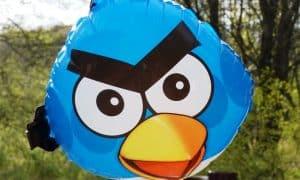 Angry Birds Rovio listautuminen peliyhtiö