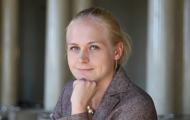 Elina Lepomäki kansanedustaja