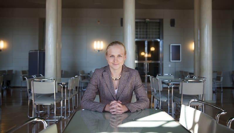 Elina Lepomäki kansanedustaja eduskunta