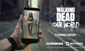 Next Games The Walking Dead mobiilipeli peliyhtiö