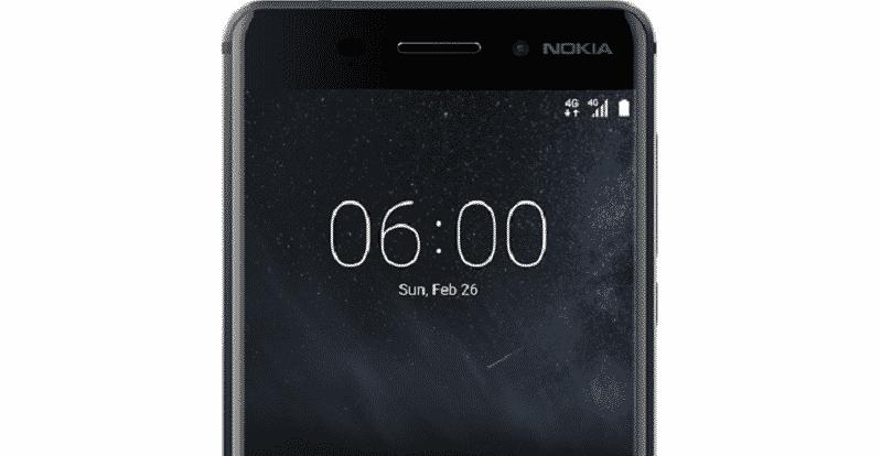 Nokia 6 matkapuhelin älypuhelimet