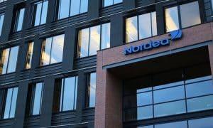 Nordea pankki talous