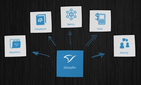 Sharpfin tarjoaa mahdollisuuden sijoittaa kasvavaan finanssiteknologian alaan