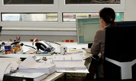 palkansaaja toimisto konttori talous