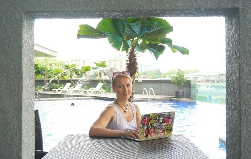 Furaman altaalla matkailu työ talous tietokone