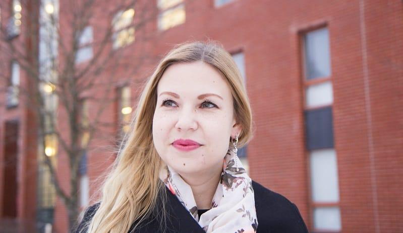 Marika Salo tutkijatohtori Vaasan yliopisto