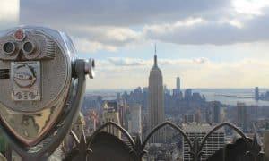 New York näkymä talous talouskasvu talousennusteet