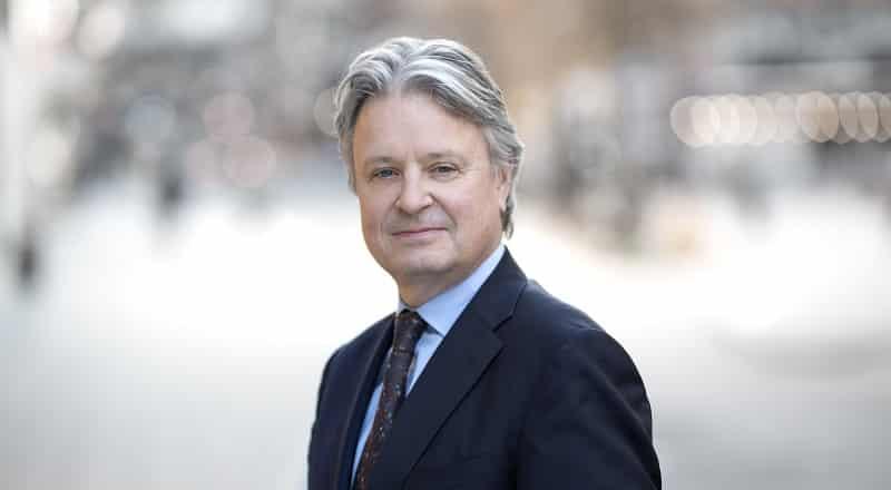 Nordea konsernijohtaja Casper von Koskull talous pankkisektori pankit