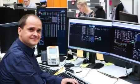Rolf Lönnqvist ETF-asiantuntija Nordnet