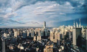 Shanghai Kiina