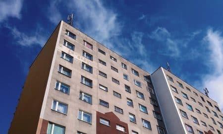 kerrostalo asunnot rakennus asuminen asuntomarkkinat talous